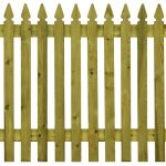 Candle Top Fence