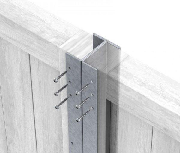 Galvanised Steel Durapost 2.7m[1]