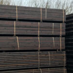 Creosote-Post-and-Rail-Fencing