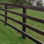 Creosote-Post-and-Rail-Fencing2