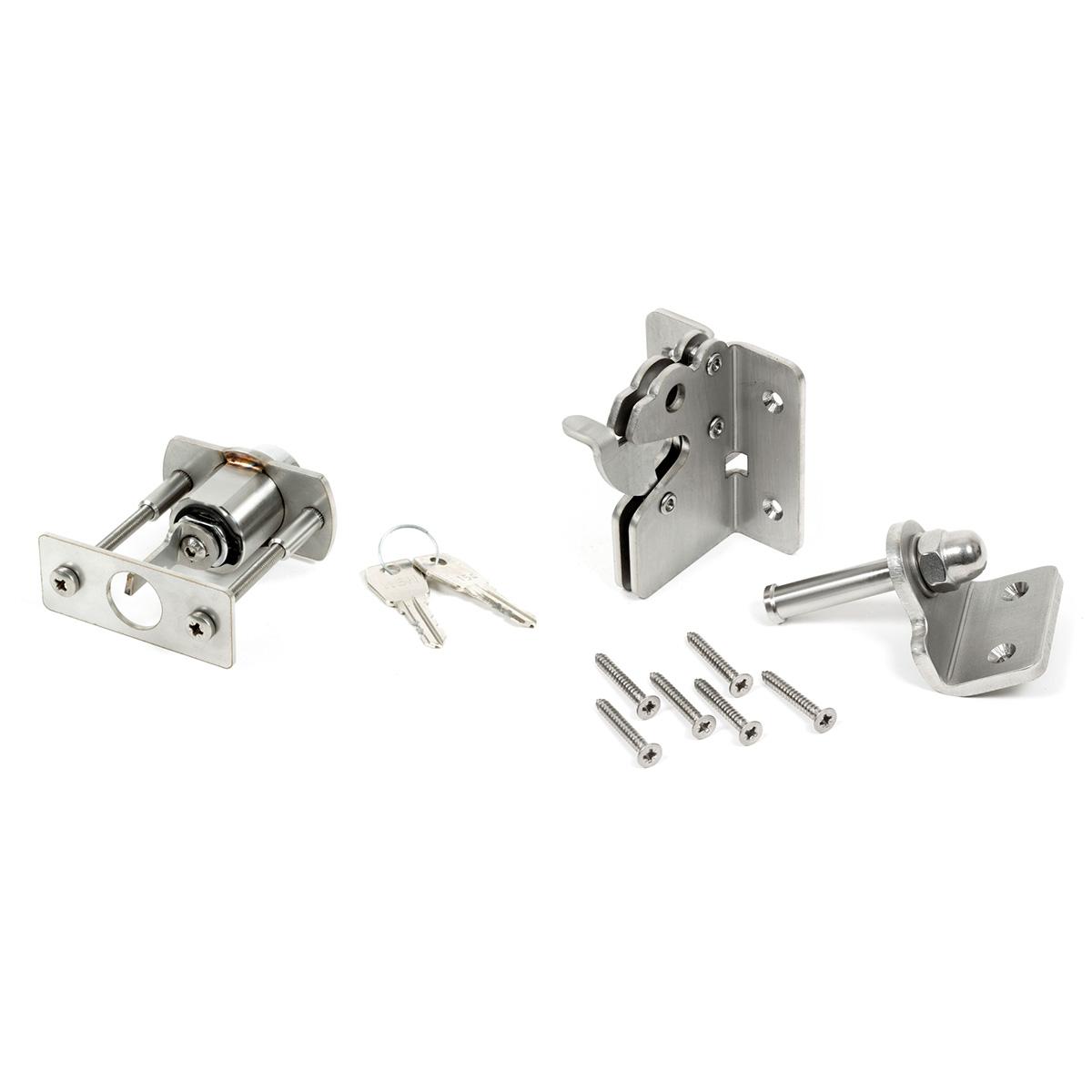 gate-latch-lockable-front-entry-latch-rear-entry